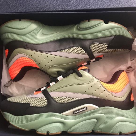 Dior Shoes | B22 Dior Sneaker | Poshmark